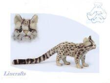 Margay (tree leopard) Plush Soft Toy Wildcat by Hansa. 6229