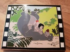 Disney Store.com Jumbo Film Frame Series The Jungle Book Pin Trading Pin Le 300
