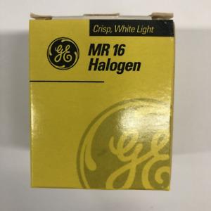 GE EXN/CG MR16 12V 50W Halogen Flood Light