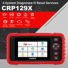 LAUNCH CRP129X Engine ABS SRS Transmission Auto Diagnostic Tool OBD2 Code Reader