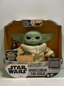 Mandalorian The Child Star Wars Animatronic Edition Sound and Movement