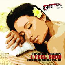 SUPERSONIC I FEEL GOOD REGGAE & LOVERS ROCK MIX CD