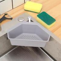 Triangle Storage Holder Multifunctional Drain Shelf Kitchen Sink Storage x 1