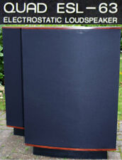 Quad ESL63, ELS63. Serviced by One Thing Audio. 6 month RTB warranty. UK only.