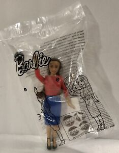 Barbie You Can Be Anything Burger King Fast Food Toy # 15079A