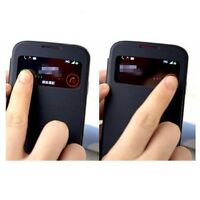 Galaxy S4 SIV SView FlipCover Case for Samsung Galaxy S 4 Mobile Phones  i9500