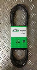 MTD 754-04045 / 954-04045 ride on mower belt - BRAND NEW & GENUINE