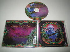 VARIOUS ARTISTS/TEMPLE OF ONE(GLOWING FLAME/GFRCD5060147124804)CD ALBUM