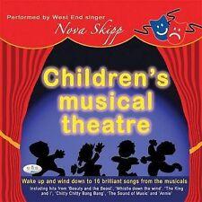 Children's CD Audio Books in English