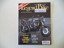 LEGEND BIKE 10/1993 MOTO GUZZI ASTORE 500/TAURA SIDECAR/INDIAN BIG CHIEF 341/B