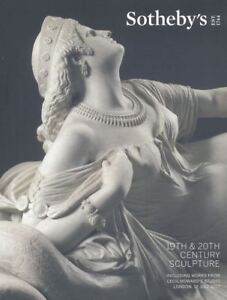 Sotheby's 19th & 20th Century Sculpture Incl. works from Cecil Howard's Studio.