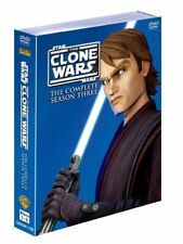 Star Wars The Clone Wars Third Season Complete Set-japan 5 DVD I95
