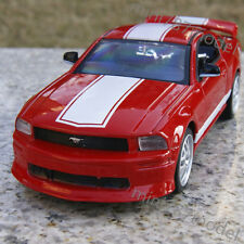Ford Mustang 2009 GT 500 1:32 Alloy Diecast Car Model Sound & Light & gifts Red
