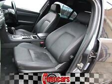 Holden Genuine VE Calais Black Leather Seats - May Suit VT VX VY VZ