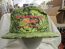 trucker hat baseball CAP NORTHERN PLAINS AGENCY flat brim