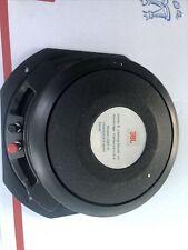 "Vintage JBL LE8T-H 8"" Full Range Loudspeaker - New Foam Surround"