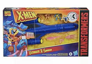 X-Men X Transformers Generations Marvel Comics X-Men Mash Up Ultimate X-Spanse
