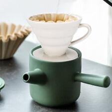 White Ceramic Coffee Dripper Pour Over Coffee Filter Dripper Cone Coffee Maker
