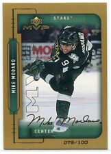 1999-00 Upper Deck MVP Gold Script 59 Mike Modano 78/100