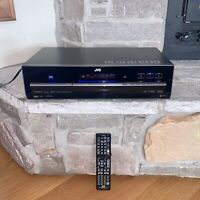 JVC 5.1Ch HDMI/USB iPod DVD Digital Theater Receiver CD Player + Remote XV-TH D5