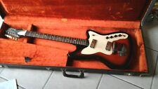 Vintage Guitar---Vtg HOLIDAY Electric Guitar...(ORIGINAL) Cond..Vtg Harmony USA