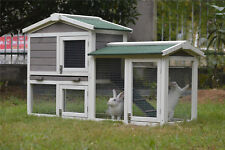RABBIT / GUINEA PIG HUTCH HUTCHES RUN RUNS BUNNY BUSINESS THE GROVE EXTRA DEPTH