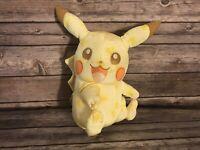 Pokemon 20th Anniversary Special Limited Edition 025 Pikachu Plush Tomy 2016
