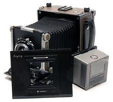 Hasselblad V adapter für linhof sinar toyo horseman wista 4x5 Kamera Zubehör NEU