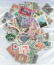 147 Different Used Latin America Stamps