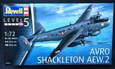 Avro Shackleton AEW.2         British RAF Aircraft                   1/72 Revell