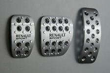 RENAULT sport megane-laguna aluminium pedal set