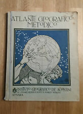 "Libro ""Atlante geografico metodico"" De Agostini"