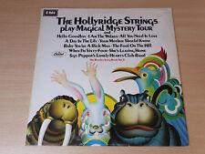 The HOLLYRIDGE strings/Play MAGICAL MYSTERY TOUR/1968 CAPITOL LP/BEATLES