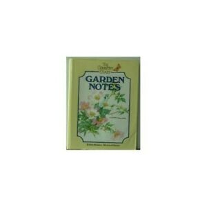 The Country Diary Garden Notes by Holden, Edith Hardback Book The Fast Free