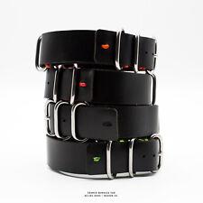 20/22 mm Zulu Nato watch Strap Correa Reloj Piel Watchband Artesanal Handmade
