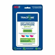 Tracfone Bring Your Own Phone Sim Activation Kit Triple Punch Micro