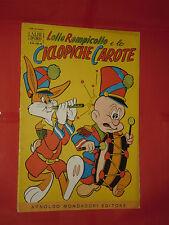 GLI ALBO D'ORO DI TOPOLINO-n° 40 -L-annata del 1954-originale mondadori- disney
