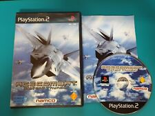 PS2 : ace combat distant thunder