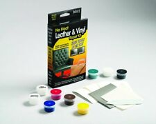 ReStor-It Leather/Vinyl Repair Kit, Includes 7 1.8-Ounce Colors with Mixing Guid