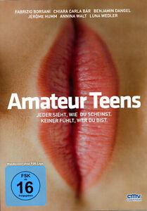 Amateur Teens , DVD , UK Region , English subtitles , Coming of Age , CMV