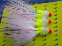New X3 Size 10  fritz Hothead Cats Wisker Trout Lures, Blobs, Lures, Flies.
