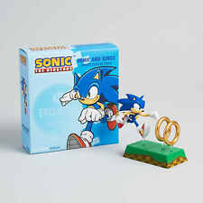 Sonic The Hedgehog & Rings Figure - Loot Crate Adult Collectible SEGA Brand New