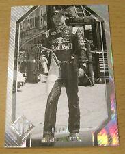 2012 PRESS PASS TOTAL MEMORABILIA B/W BRIAN VICKERS 90/99 NASCAR SPRINT RED BULL