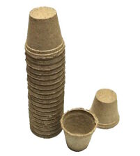 60mm Jiffy Round Pots x 100pcs - EXPRESS POST - Propagation & Seedling (NDH)