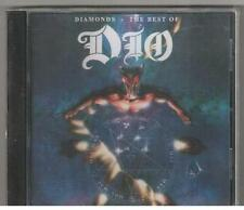 CD DIO DIAMONDS THE BEST OF NEW & SEALED Holy Diver We Rock Evil Eyes 1992 Comp