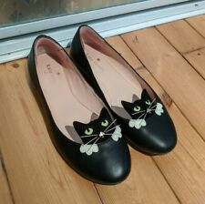 Kate Spade Whisker Cat Kitty Flats Size 5