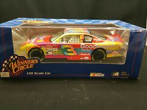 WINNERS CIRCLE DALE EARNHARDT NASCAR #3 PETER MAX 1/18 SCALE DIECAST GOODWRENCH