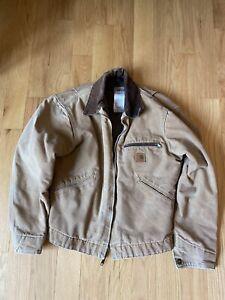 Carhartt Blanket Lined Trucker Jacket