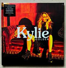Kylie Minogue - Golden Super Deluxe Edition Vinyl Album & CD Dancing