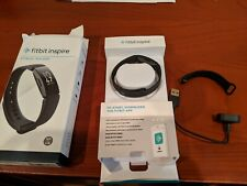 Fitbit Inspire Fitness Tracker - One Size (S & L Bands Included)